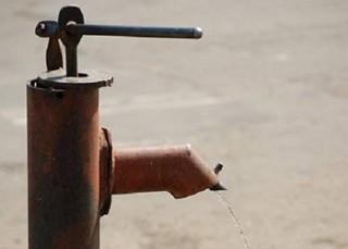 Вонючаяя вода в БАлезино