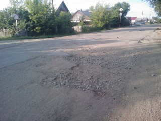 Балезино, улица Сибирская