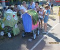 Парад детских калясок