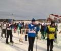 Соревнования по лыжным гонкам Открытие зимнего сезона на п