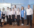 👉 22 марта в Юндинской школе Балезинского района состоялся ф