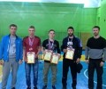 20 мая в Доме спорта прошли районные соревнования по силов