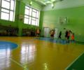 12 января в СОШ 5 прошли соревнования по баскетболу среди уч
