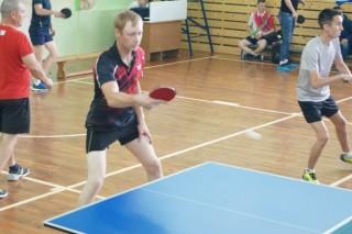 В с.Сигаево начались отборочные соревнования по настольному