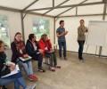 На молодежном форуме Достояние Республики  Много информаци