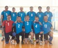 Мужская команда Балезинского района по волейболу стала бронз