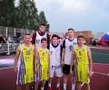 Балезинские ребята сыграли с БК Родникинемного уступили в