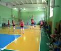 Волейбол сегодня!!!Спортзал СОШ '5 и МСК - открытый куб