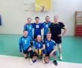 Началось первенство УР по волейболу среди мужских команд 40+