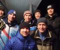Корепанов Владимир, Лекомцев Максим и Буров Валерий на сорев