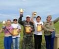 Поздравляем победителей и участников туристического слёта. В