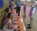 Поздравляем команду девушек Балезинского района по баскетбол