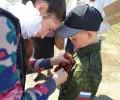Всероссийская акция Георгиевская ленточка проходит сегодня