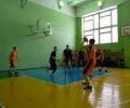 В СОШ 5 проходят финальные игры школьной баскетбольной лиги