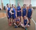 Женская команда Балезинского района по баскетболу заняла 3 м