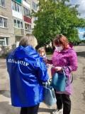 Волонтёры Конституции, в преддверии общероссийского голосова