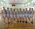 Сборная команда девушек Балезинского района на соревнованиях