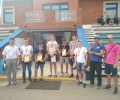 13 мая на центральном стадионе прошли районные соревнования