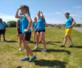 В с.Дебесы прошли отборочные соревнования по лапте на 28-е р