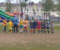 На центральном стадионе проходят соревнования по футболу Ко