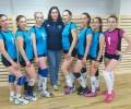 Девушки волейбол - 5 место. Красота то какая!!!!))))
