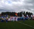 С минуту на минуту начнется открытие сельских игр)))