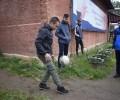 #Юность_bz #МолодёжьБалезино # Акция_Футбол_против_наркотик