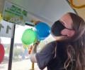 🌼🌼🌼Вот такой красивый автобус будет курсировать по поселку Б