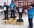 Протоколы лыжных соревнований на приз газеты Вперед