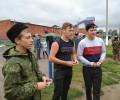 💪Молодёжно-спортивная площадка на Дне ветеранов локальных во